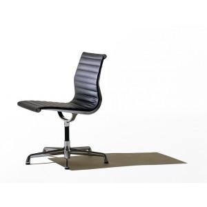 Eames de aluminio Grupo Side Chair